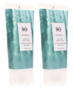 R+CO Waterfall Moisture + Shine Lotion 5 oz 2 Pack