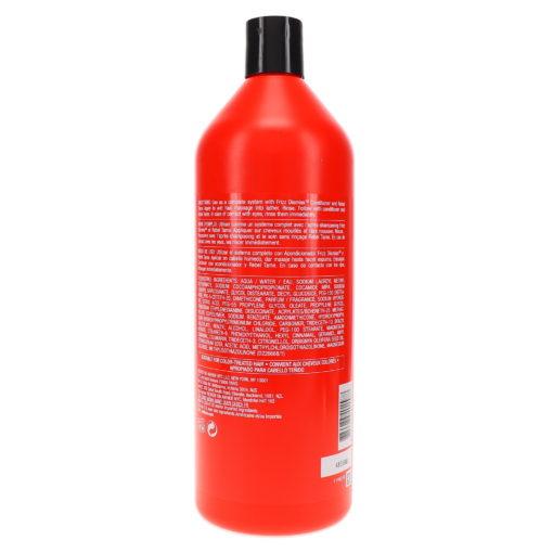 Redken Frizz Dismiss Sulfate-Free Shampoo 33.8 oz