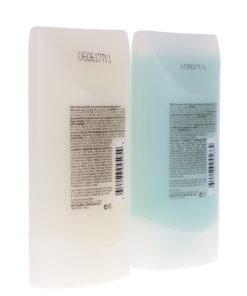 Rusk Sensories Calm Nourishing Shampoo 2.5 oz & Sensories Calm Nourishing Conditioner 2.5 oz Combo Pack