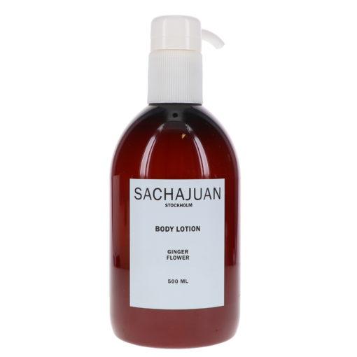 Sachajuan Body Lotion Ginger Flower 16.5 oz