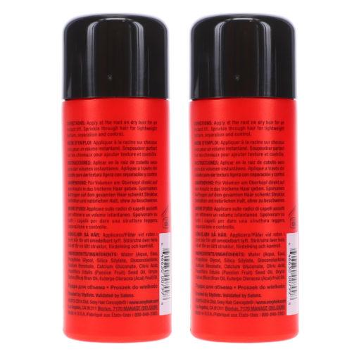 Sexy Hair Big Sexy Hair Powder Play Volumizing and Texturizing Powder 0.53 oz 2 Pack