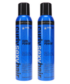 Sexy Hair Curly Sexy Hair Curl Power Curl Bounce Mousse 8.4 oz 2 Pack