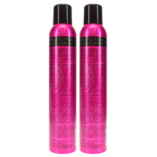 Sexy Hair Vibrant Sexy Hair Color Lock UV Color Protection Hairspray 8 oz 2 Pack