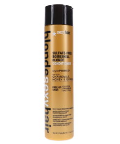Sexy Hair Blonde Sexy Hair Bombshell Blonde Sulfate Free Daily Conditioner 10.1 oz
