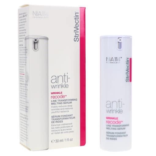 StriVectin Anti-Wrinkle Wrinkle Recode Line Transforming Melting Serum 1 oz