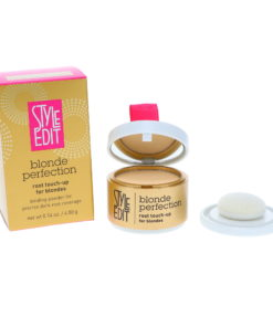 Style Edit Blonde Root Touch Up Powder Light Blonde 0.13 oz
