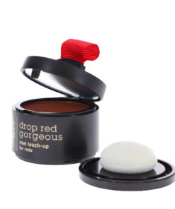 Style Edit Drop Red Gorgeous Touch Up Powder Dark Red 0.13 oz