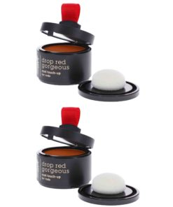 Style Edit Drop Red Gorgeous Touch Up Powder Light Red 0.13 oz 2 Pack