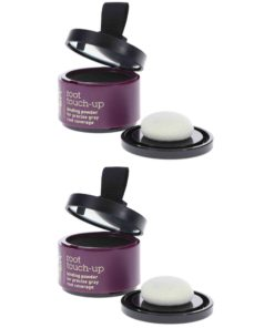 Style Edit Root Touch Up Powder Black 0.13 oz 2 Pack