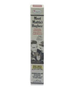 theBalm Meet Matte Hughes - Charming Lip Color 0.25 Oz