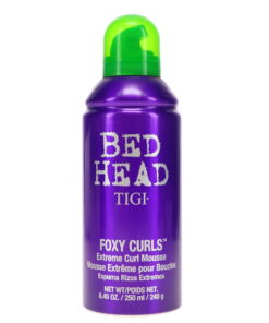 TIGI Bed Head Foxy Curls Extreme Curl Mousse 8.45 oz
