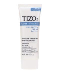 TIZO 2 Facial Mineral Primer/Sunscreen SPF 40 Water Resistant 1.75 oz