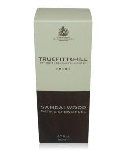 Truefitt & Hill Sandalwood Bath and Shower Gel 6.7 oz