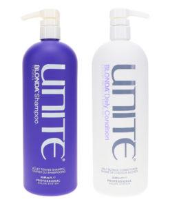 UNITE Hair Blonda Shampoo 33.8 oz & Blonda Conditioner 33.8 oz Combo Pack