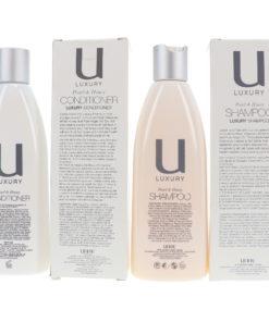 UNITE Hair U Luxury Pearl and Honey Shampoo 8.5 oz & Luxury Pearl and Honey Conditioner 8.5 oz Combo Pack