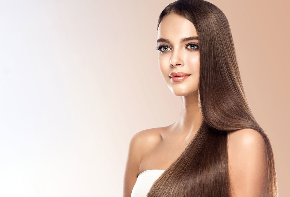 How To Repair Frizzy Straight Hair